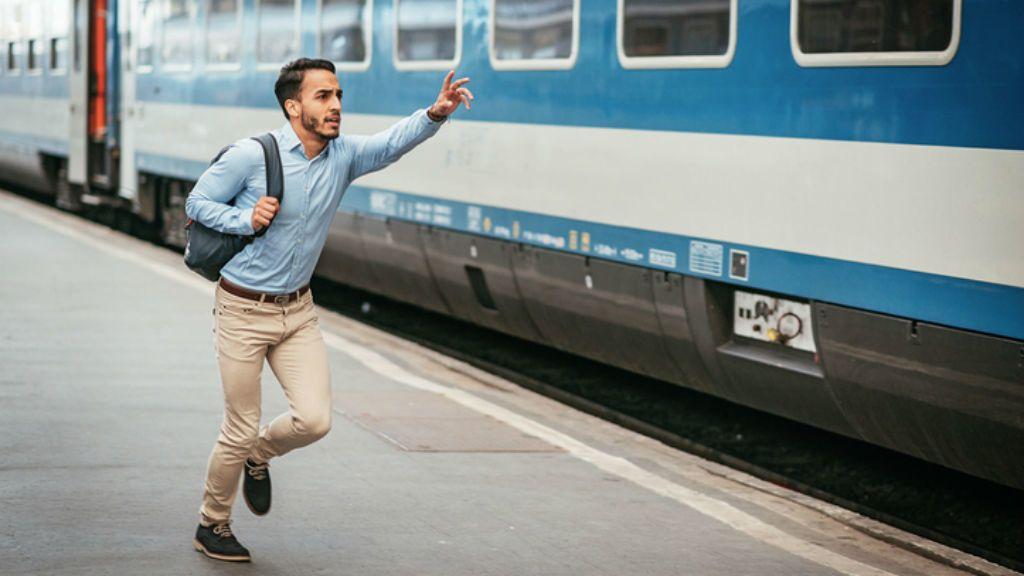 vonat pályaudvar