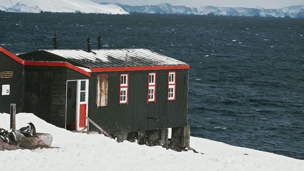 Goudier-sziget a világ végén / Fotó: Getty Images