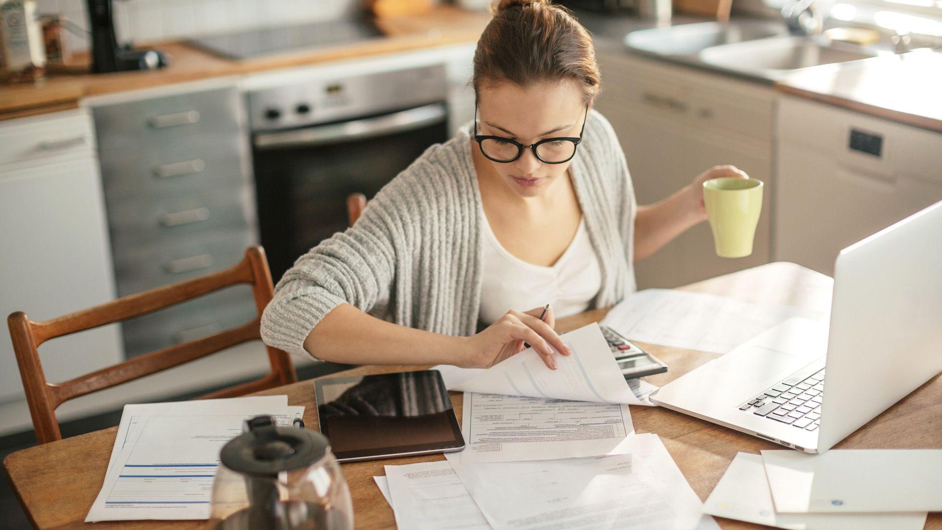 Így dolgozz hatékonyan otthonról begolyózás nélkül - sinspiration