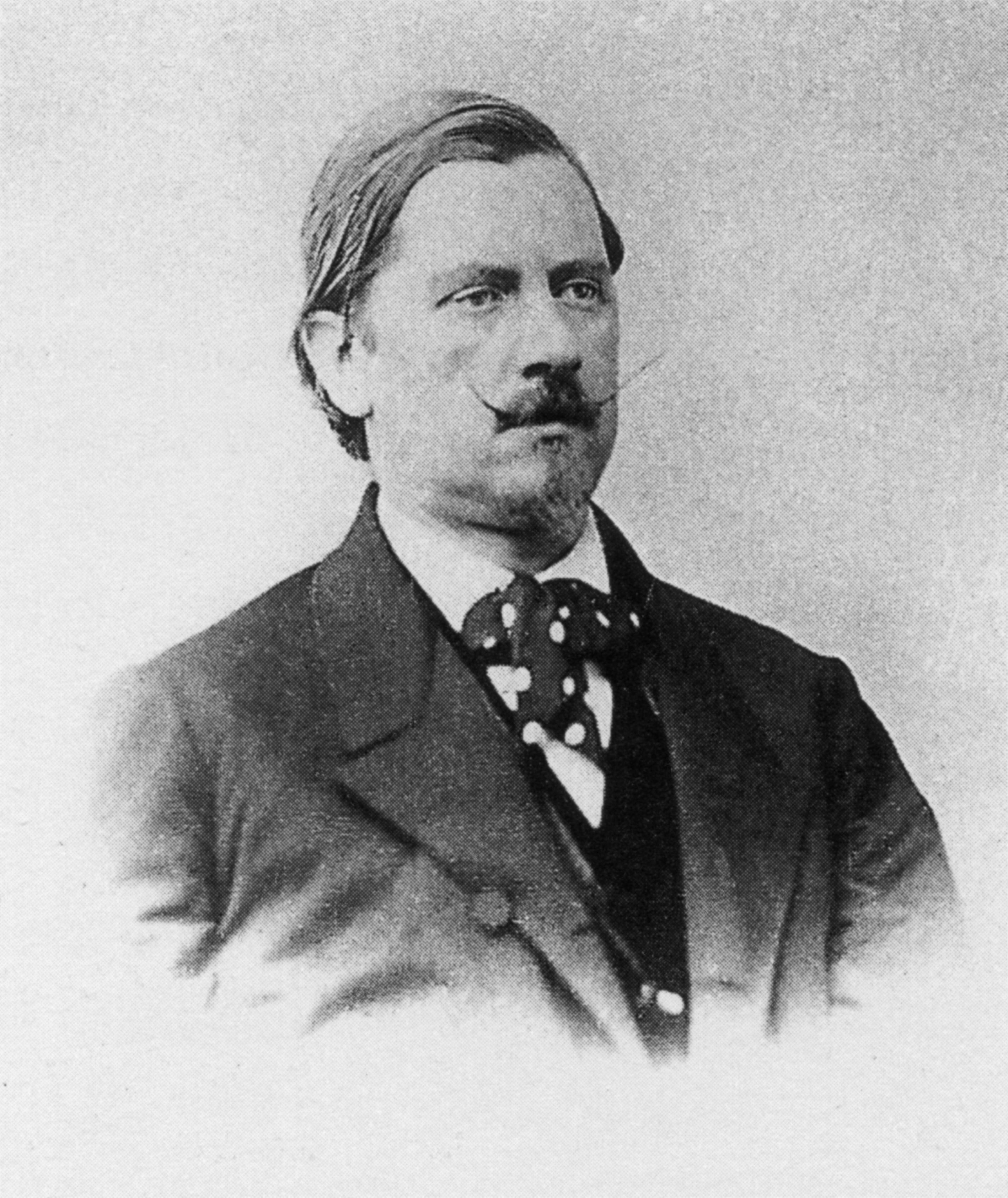 Kertbeny Károly 1865-ben (fotó: Wikipedia)