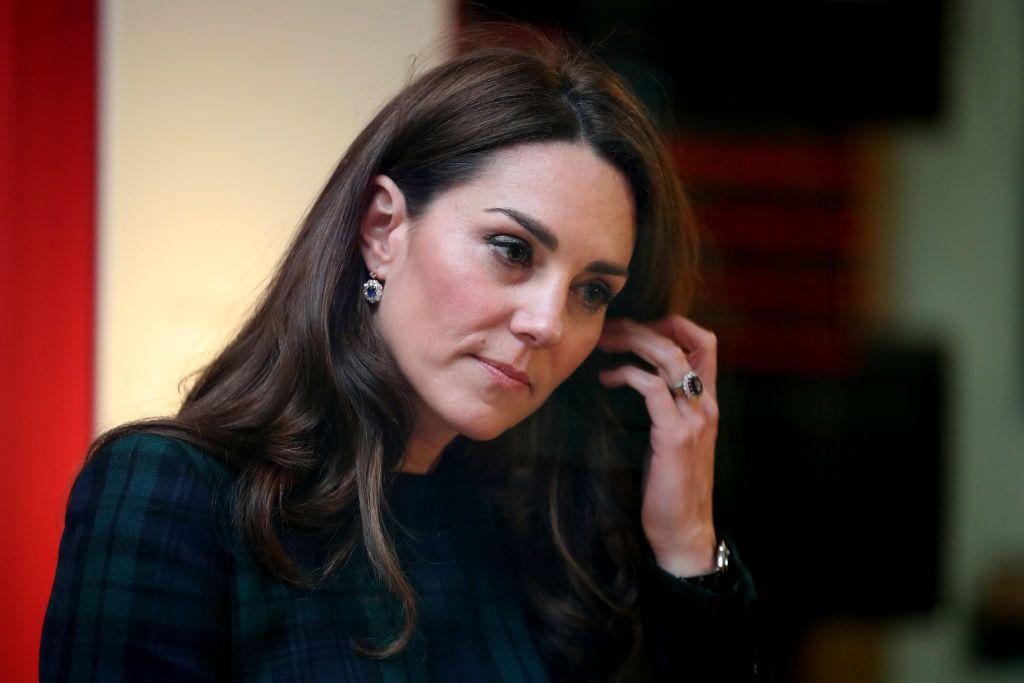 Katalin cambridge-i hercegné (Fotó: Jane Barlow - WPA Pool/Getty Images)
