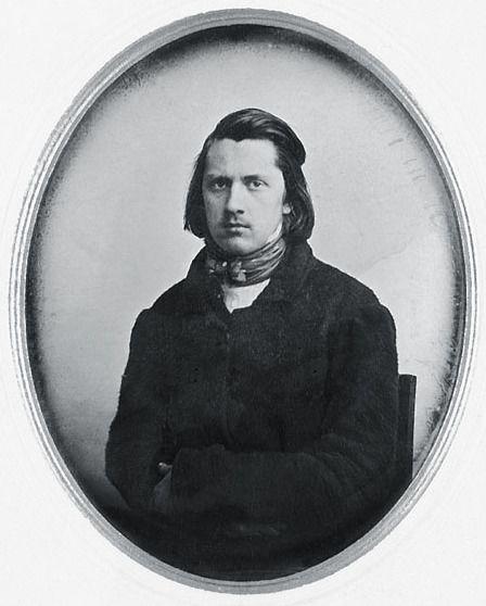 Az ifjú Kertbeny Károly portréja (fotó: Wikipedia)