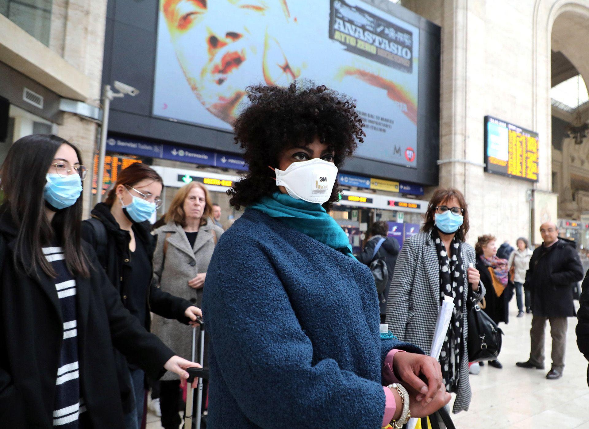 Fotó: MTI / EPA / ANSA / Matteo Bazzi