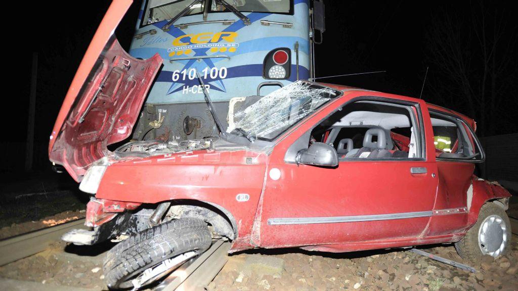 vecsés vasúti átjáró baleset