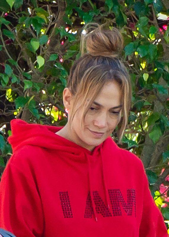 Jennifer Lopez smink nélkül