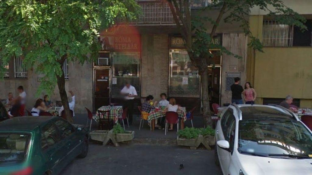 Róma Ételbár (forrás: Google Maps)