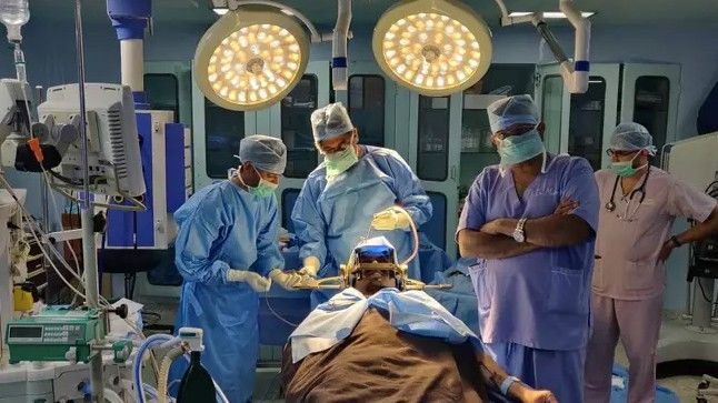 parkinson kór műtét operáció javulás