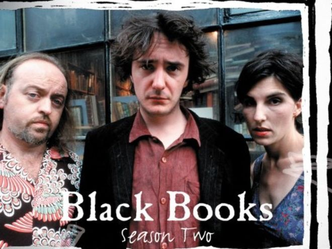 sorozat black books
