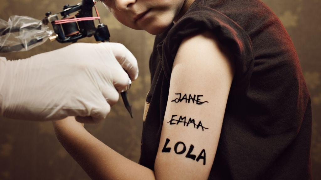 tetoválás kamasz felelősség