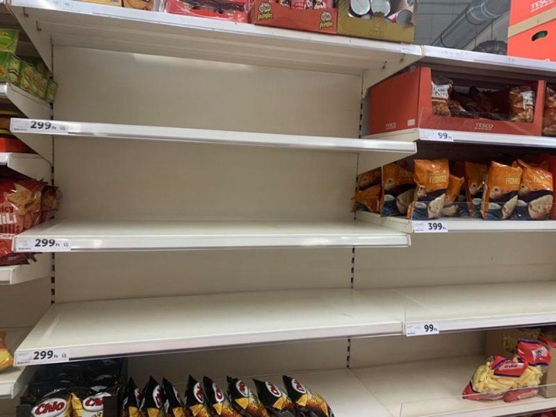 A chips mindenképpen kell majd, ha esetleg karanténba kényszerülünk - Fotó: nlc