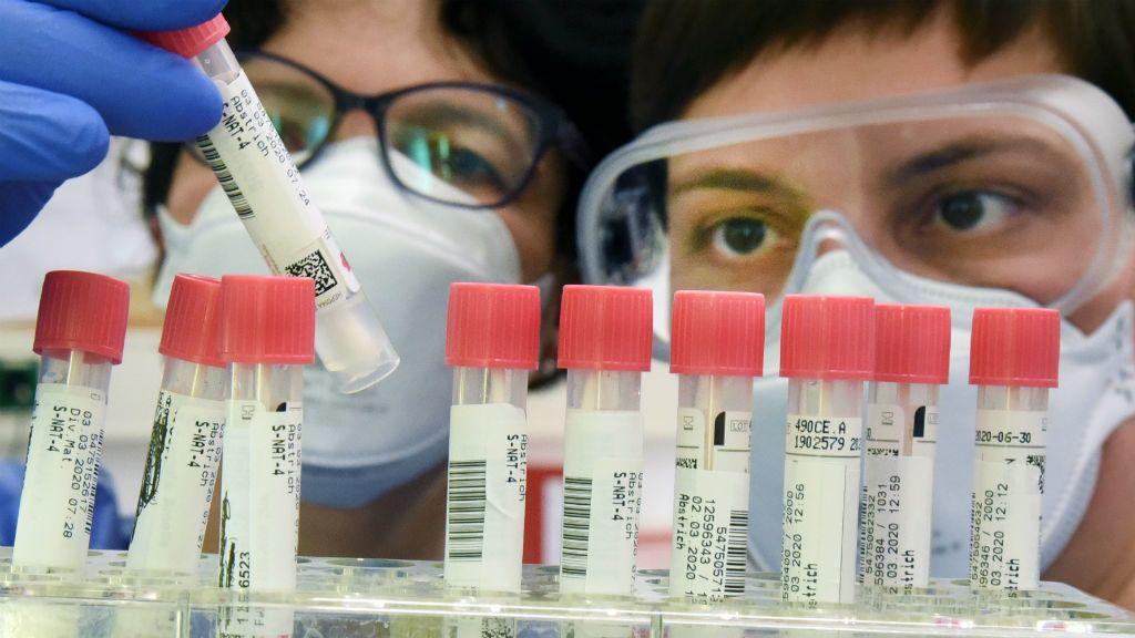A koronavírusnak magasabb a halálozási rátája, mint a szezonális influenzának. Fotó: AFP