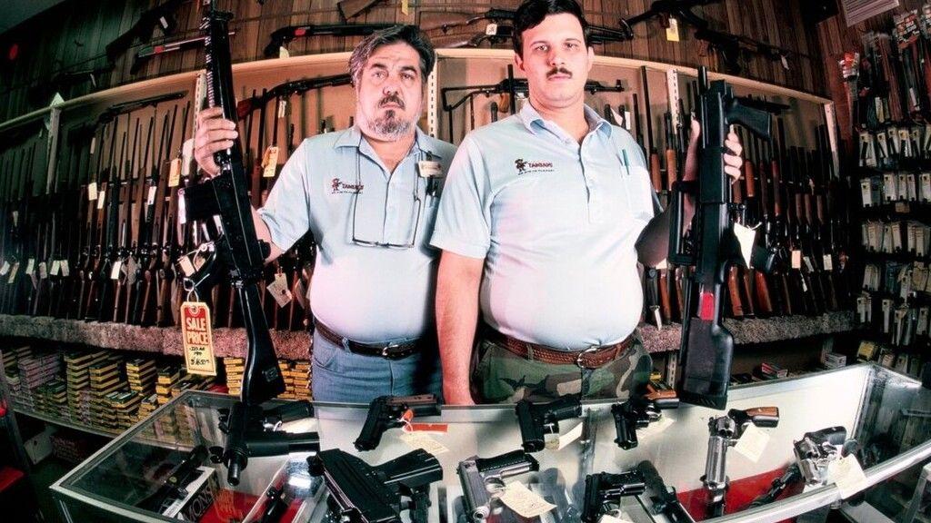 Felvásárolják a fegyvereket