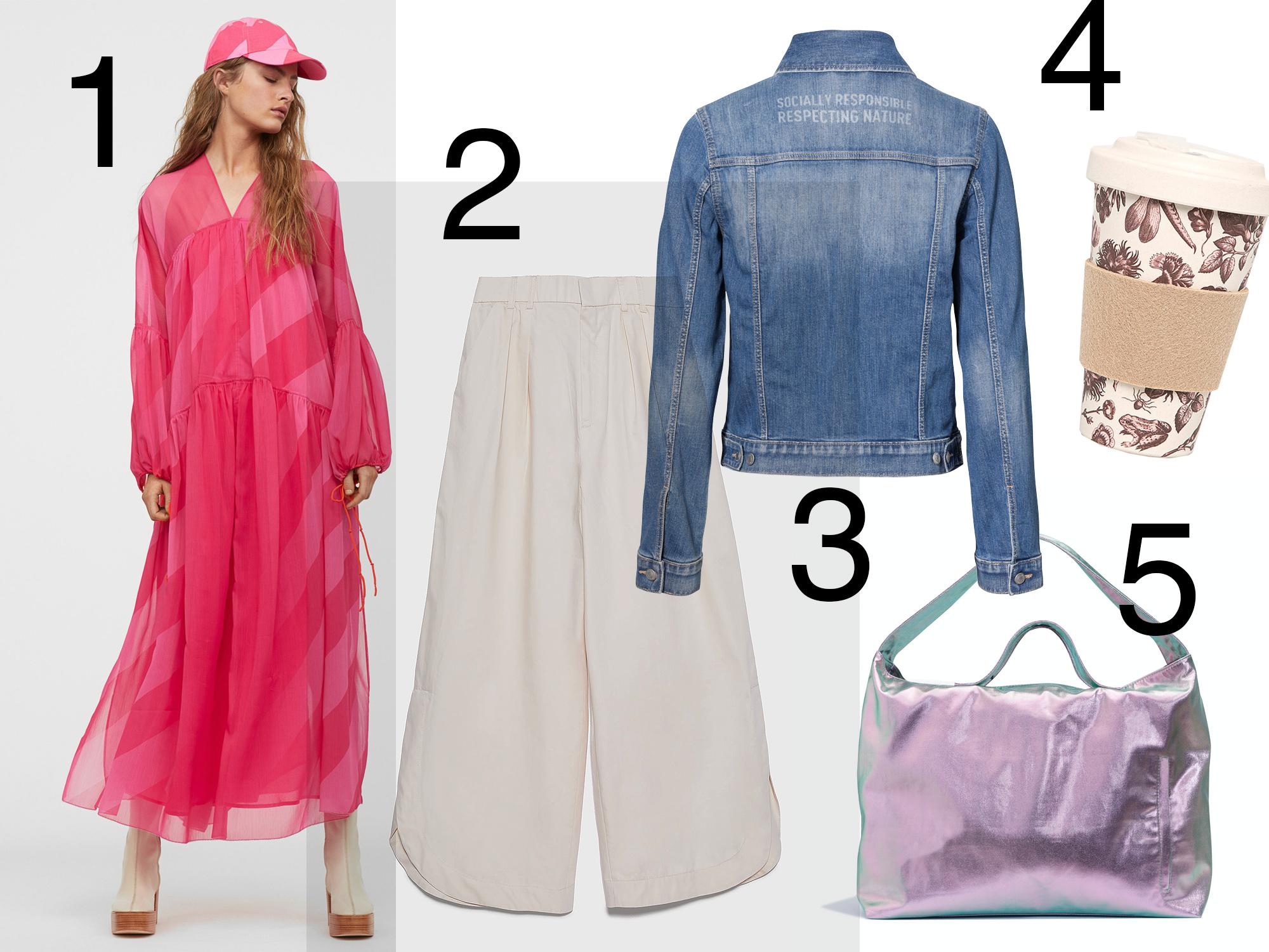 Környezettudatos fash fashion ruhák 2020 tavaszára