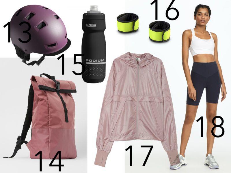 Sportruhák kerékpározáshoz