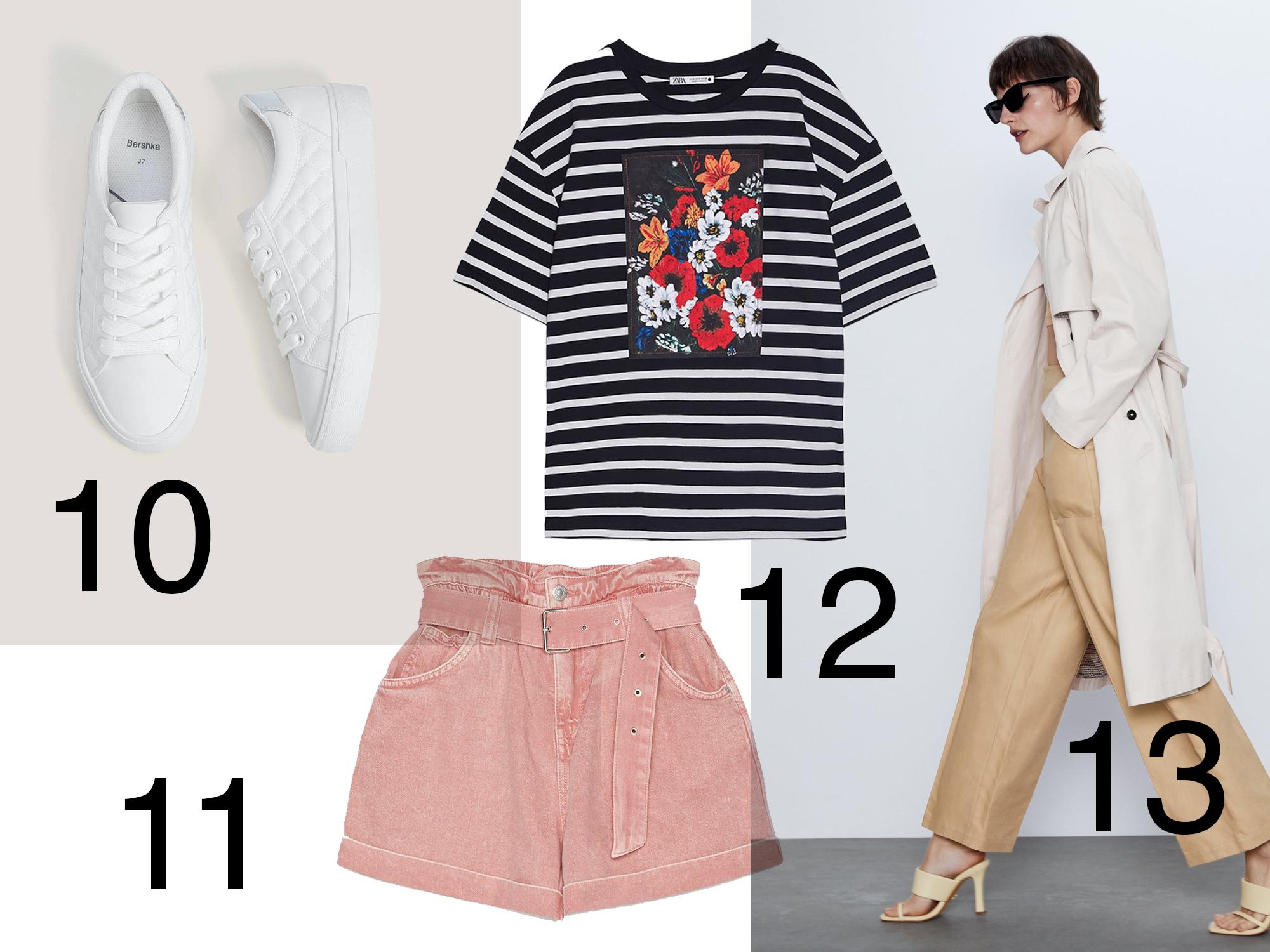 Tavaszi fast fashion ruhák