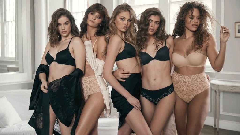 Palvin Barbi helena Christensen Victoria's Secret