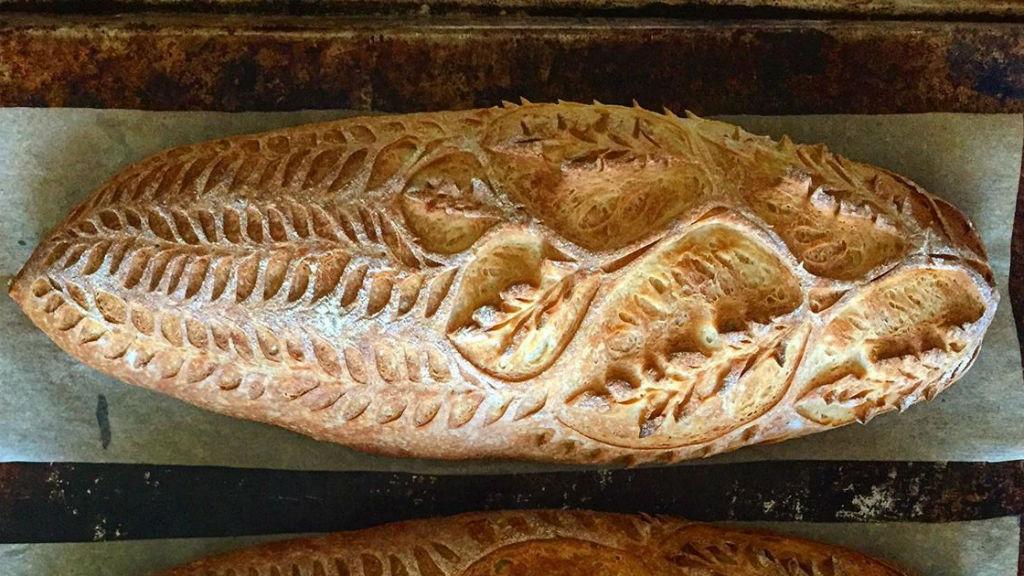 művészi kenyér