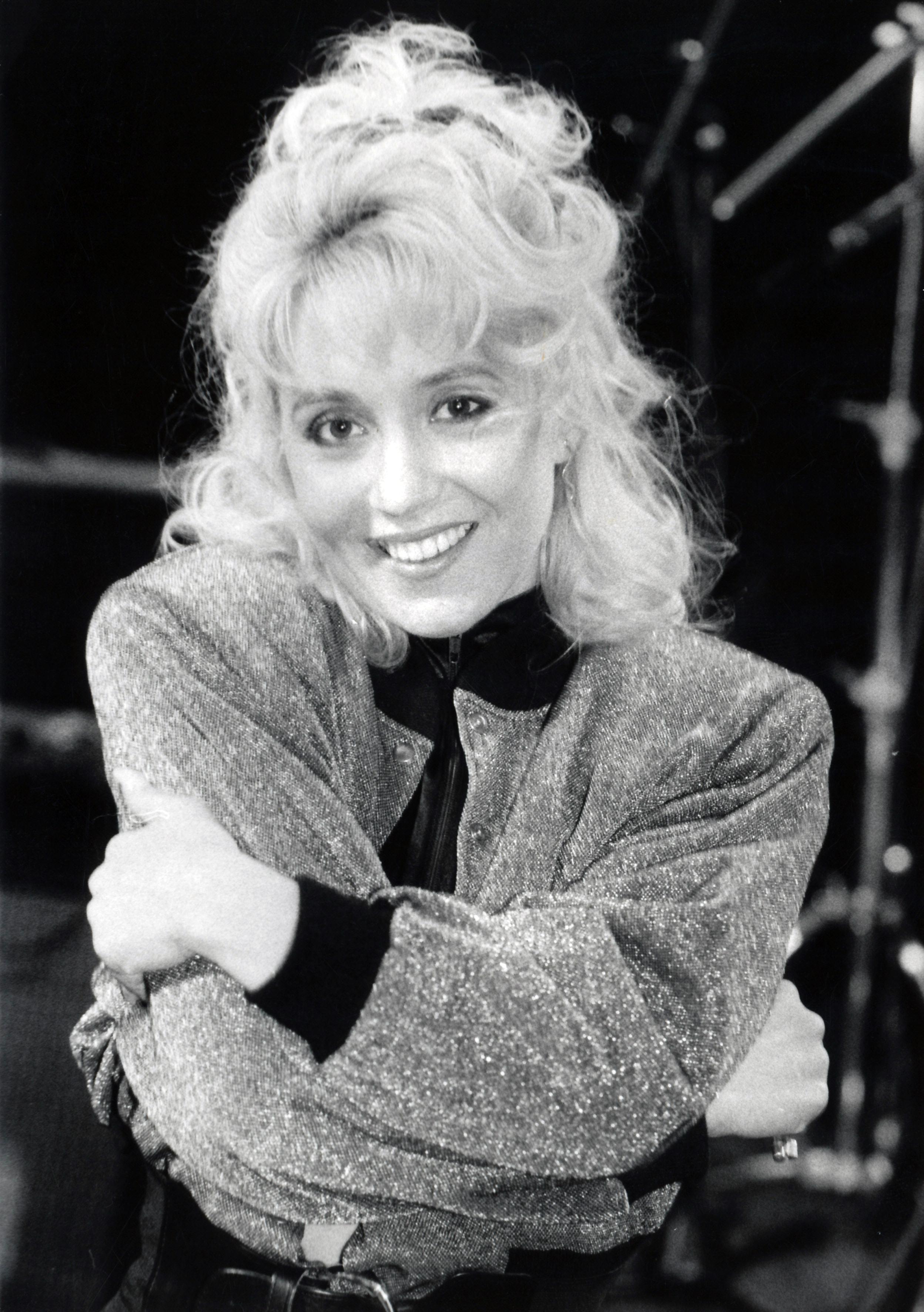 Zoltán Erika énekesnő 1