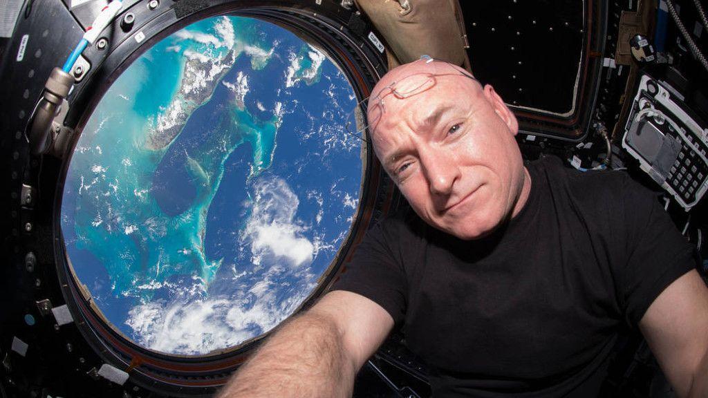 NASA, Scott Kelly