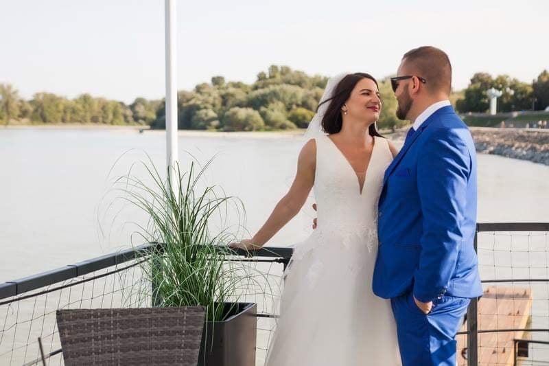 Kismamaként az esküvőn