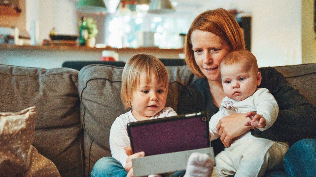 koronavírus koronavírus járvány anya-gyerek