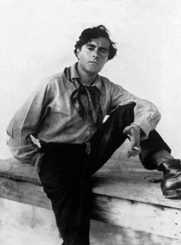 Amedeo Modigliani (1884-1920) Fotó: Apic/Getty Images