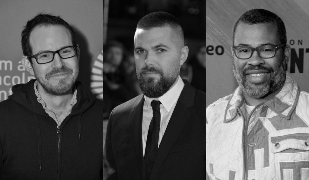 Ari Aster, Robert Eggers és Jordan Peele rendezők (Fotók: Getty Images)
