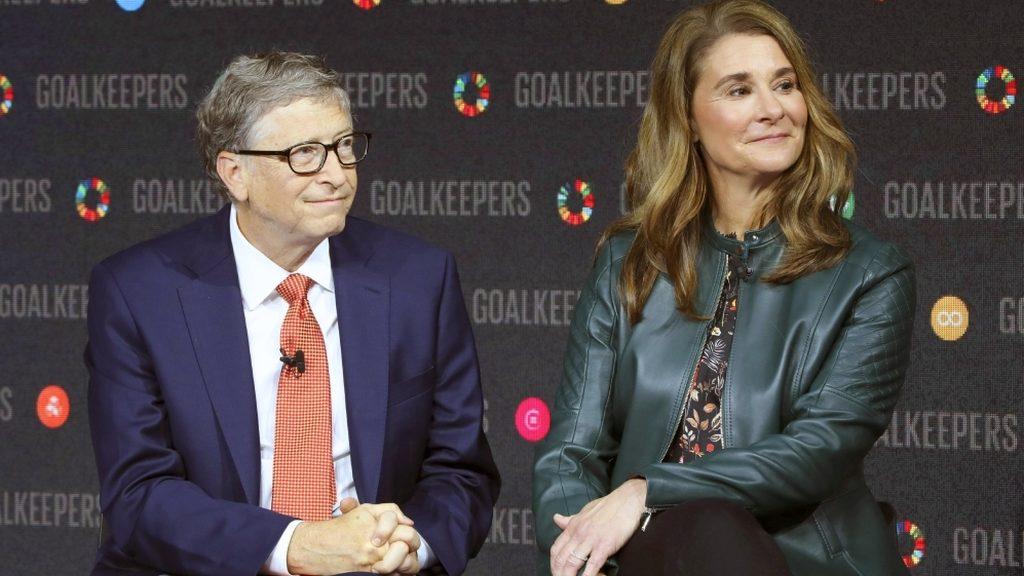 Bill és Melinda Gates