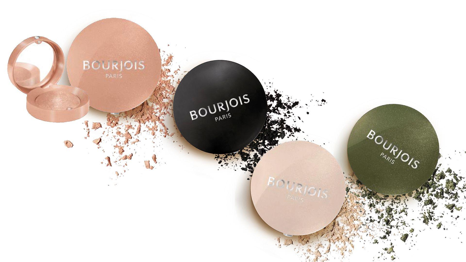 Bourjois - Little Round Pot Szemhéjpúder
