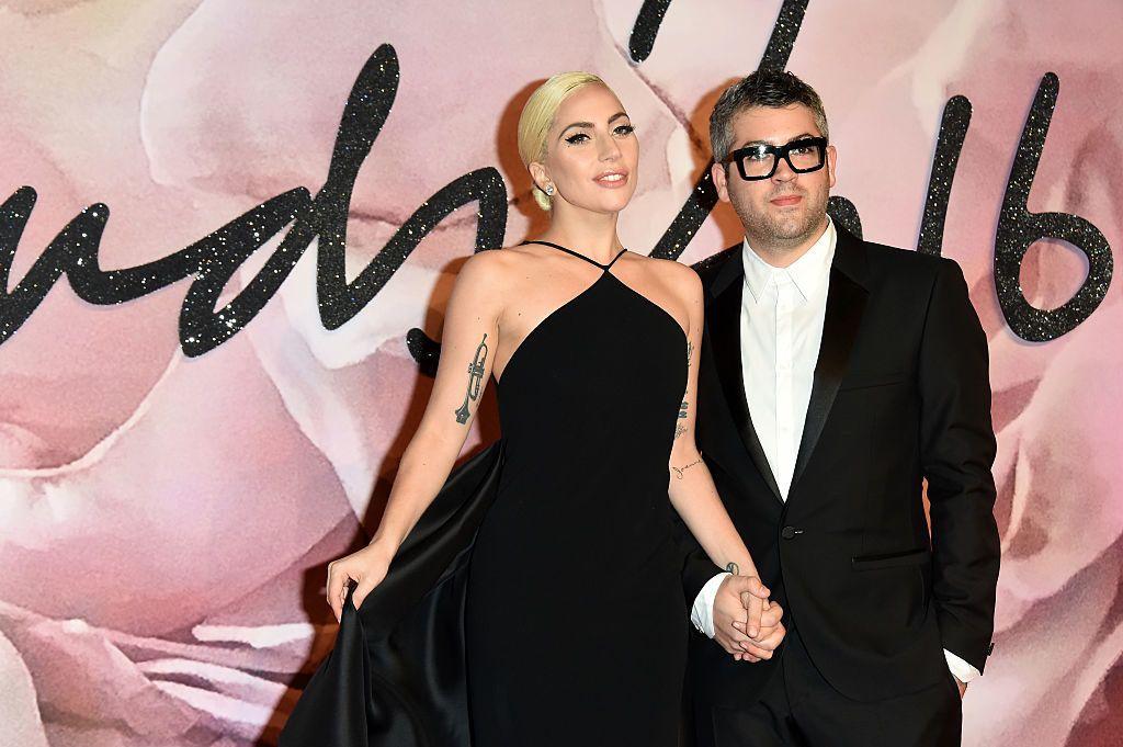 Lady Gaga és Brandon Maxwell (Fotó: Stuart C. Wilson/Getty Images)