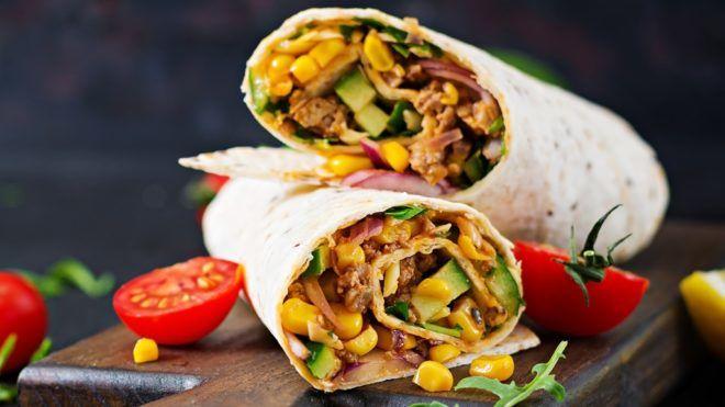 Burrito. Azt tegyél bele, amit szeretsz (Fotó: Getty Images)