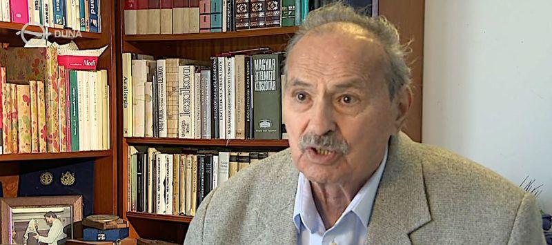 """Forrás: """"Magyar szemmel - Ahogyan Chrudinák Alajos látta a világot"""" c. porttréfilm / Duna TV"""