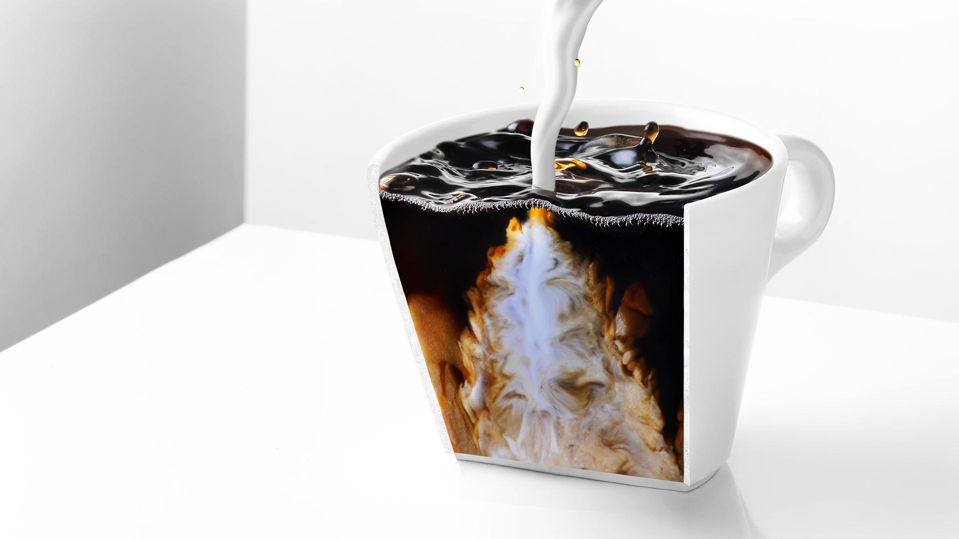 Kávéból készül a fenntartható kávéscsésze