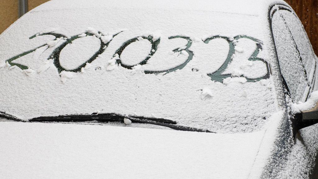 hó, havazás