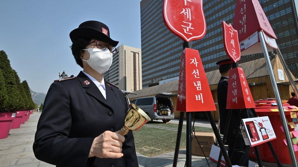 dél-korea koronavírus