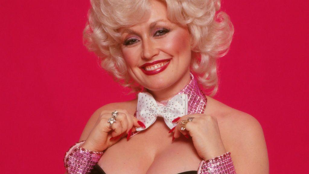 Dolly Parton 1978-ban a Playboy címlapján - Fotó: Getty Images