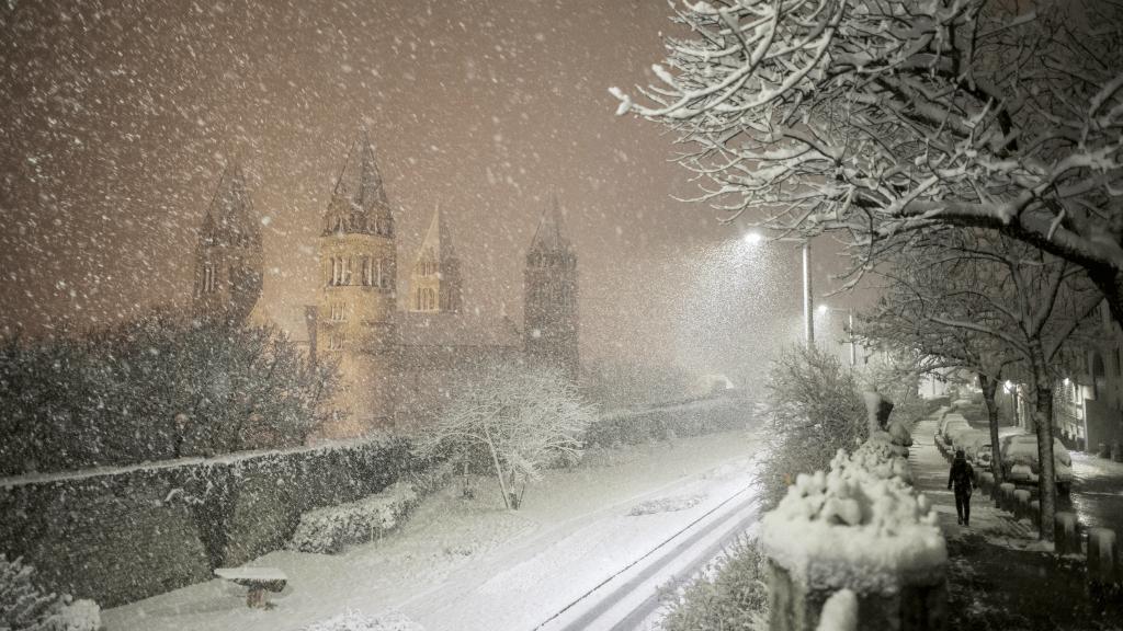 pécs havazás