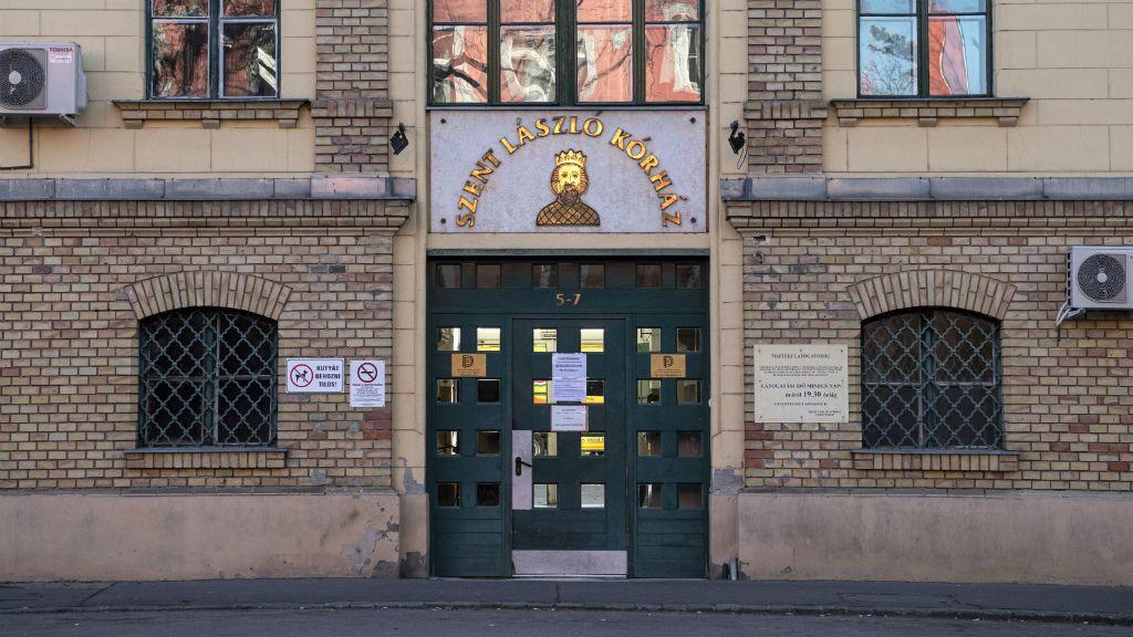 Szent László kórház