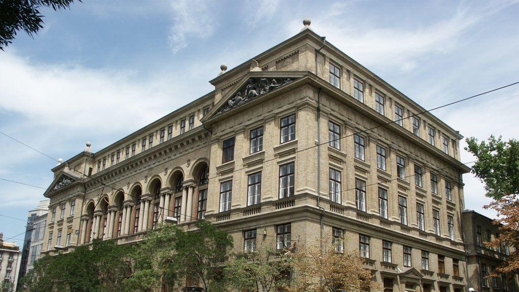 Az ELTE a legjobb magyar egyetem