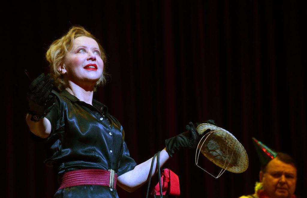 Eszenyi Enikő 2009 óta a Vígszínház igazgatója, és egykori munkatársai közül rengetegen távoztak miatta (Fotó: smagpictures.com