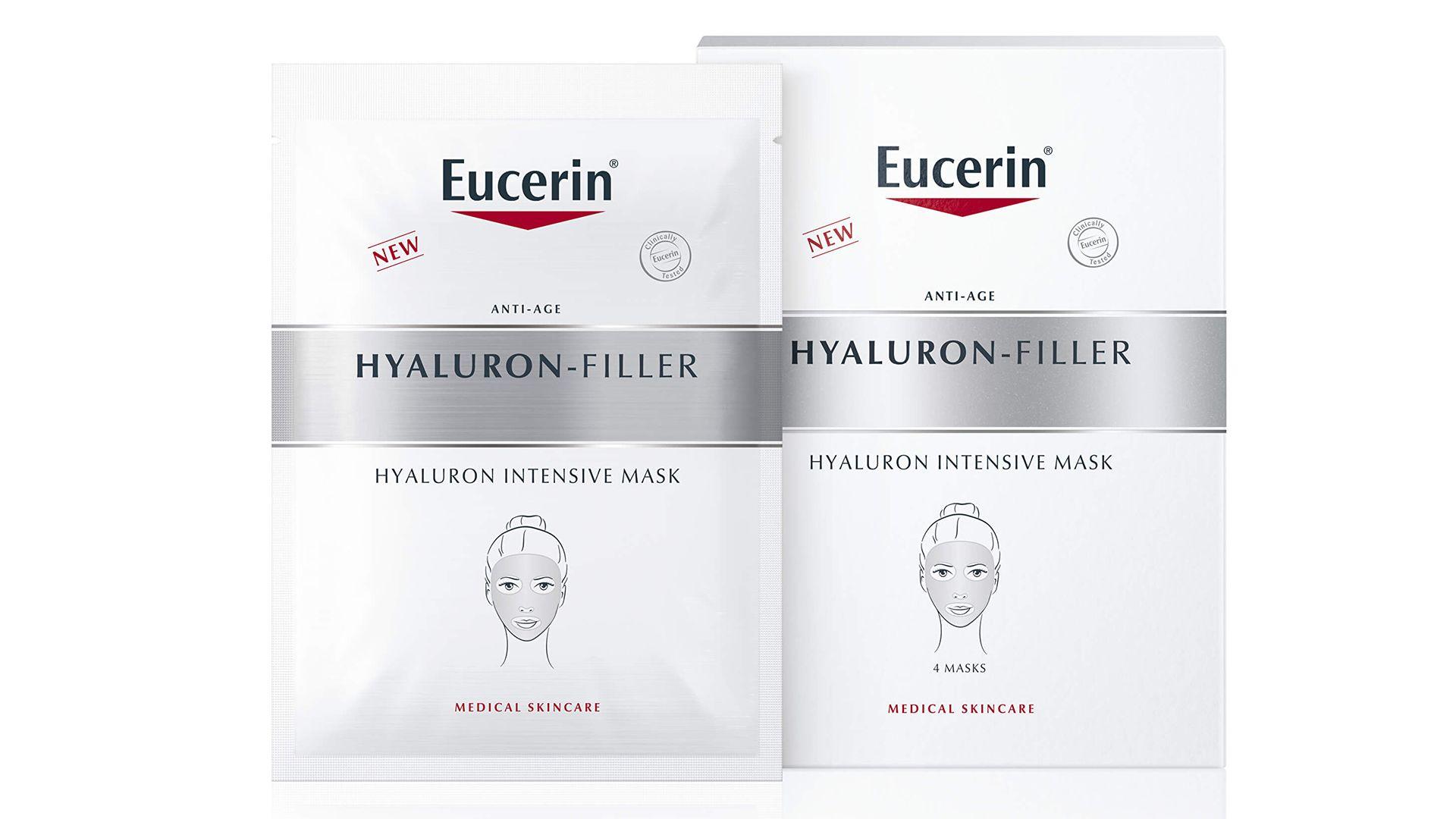 Eucerin - Hyaluron-Filler Ráncfelöltő fátyolmaszk