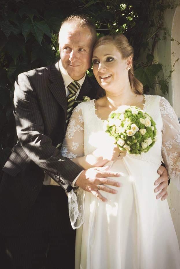 Pocakosan az esküvőn