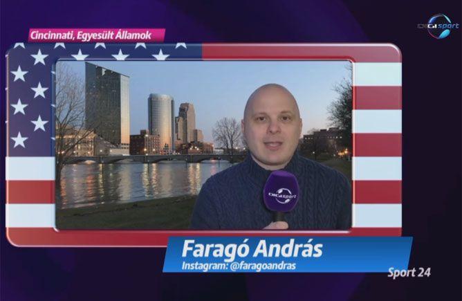 """Csodával határos módon úszta meg élve a Digi Sport riportere, Faragó András: ,,50 métert gurultam le a völgybe"""""""