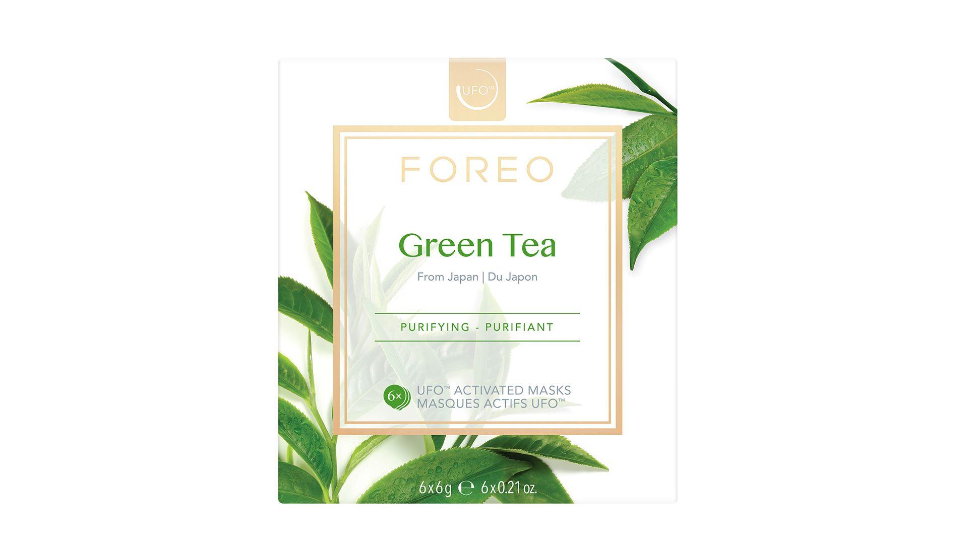FOREO - Farm to Face Green Tea maszk