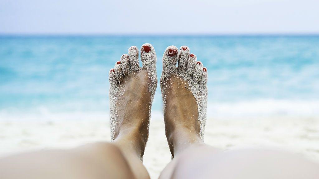 strand homokos tengerpart