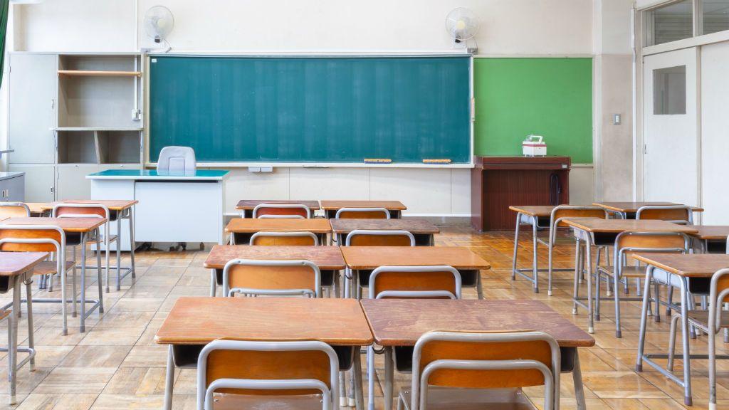 osztályterem iskola
