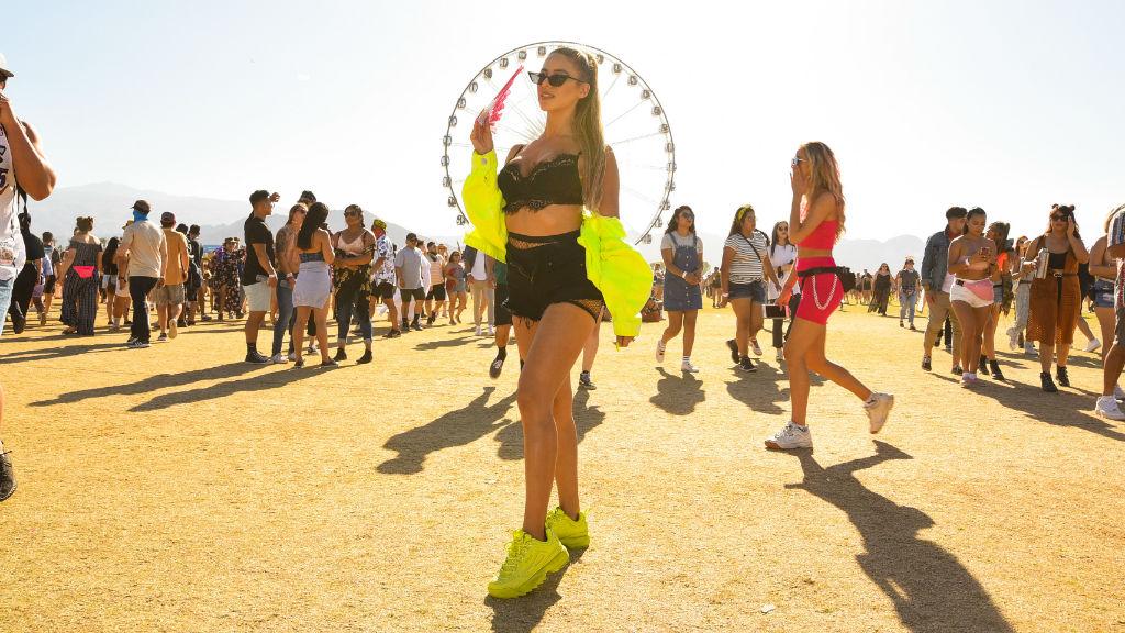 Coachella fesztivál