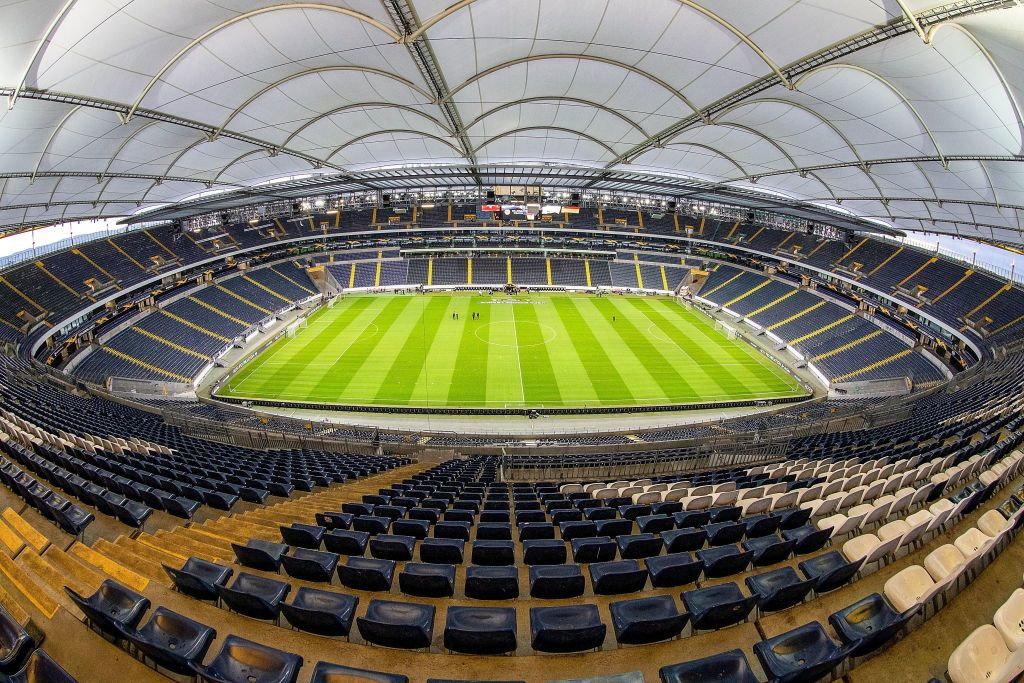 Kiürültek a stadionok a koronavírus miatt