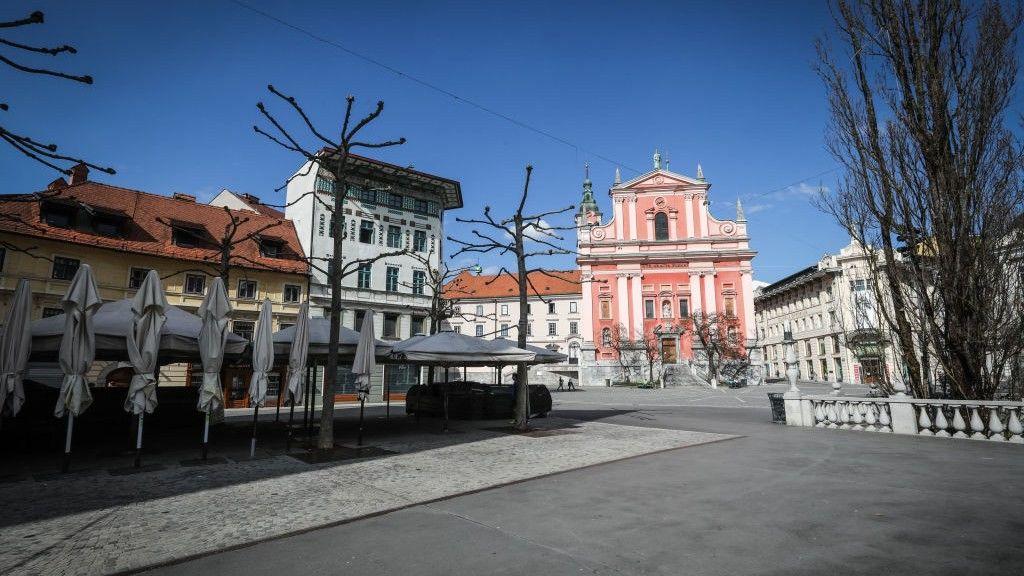 koronavírus szlovénia