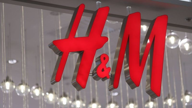 H&M logó
